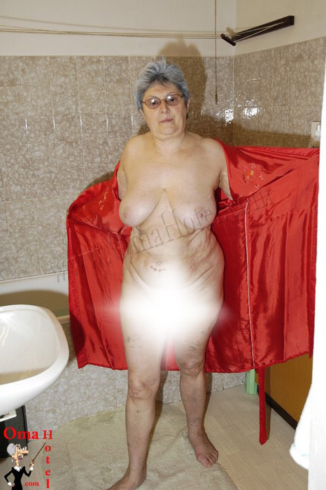 A good shower is what this hot granny needs, not missing her best friend  that fills up her old pussy. In the bathroom with her toys, this sexy old  granny ...