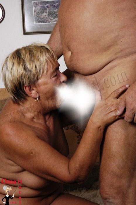 image Dirty granny likes to tease